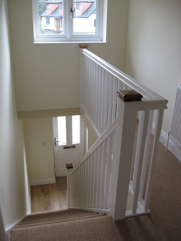 Staircases In New Homes
