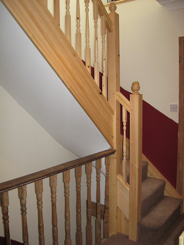 Santer Joinery Staircase Cecil Road Xtendit