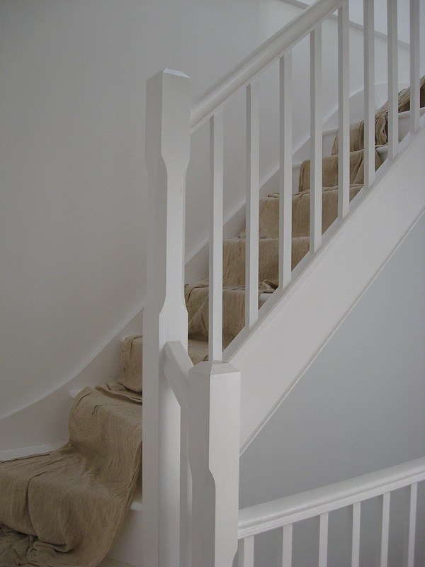 Santer Joinery Staircase Dawson Terrace Gm Building