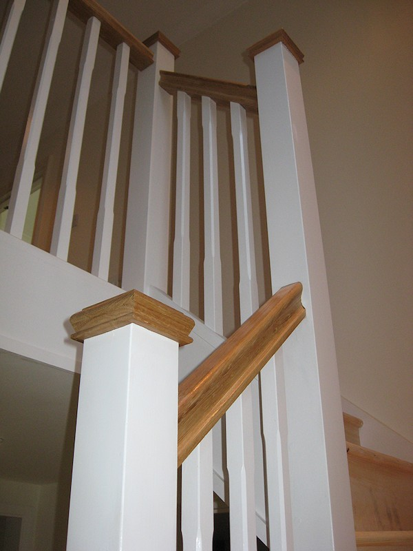 Santer Joinery Staircase Peacock Lane Braiden