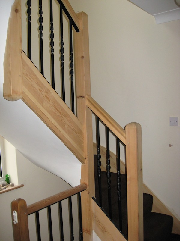 santer joinery staircase fitzjohns road xtendit. Black Bedroom Furniture Sets. Home Design Ideas
